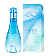 DAVIDOFF COOL WATER PACIFIC EDT FOR HER – THE PERFUME SHOP